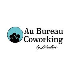 Logo Au Bureau Coworking by Lab-Ad-Hoc
