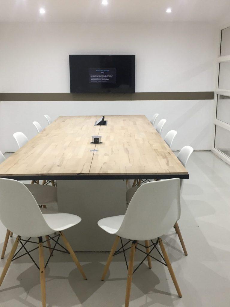 salle de formation du centre Lab-Ad-Hoc de Maisons-Alfort